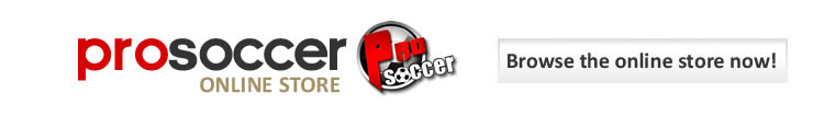 Buy official soccer merchandise online now...
