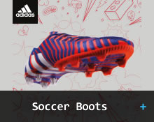 Buy the latest soccer boots online....nike boots, puma boots, adidas boots, warrior boots, firm ground boots, hardground boots, turf boots...
